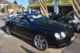 2007 57 BENTLEY CONTINENTAL 6.0 GTC MULLINER SPEC AUTOMATIC FINANCE AVAILABLE