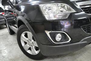 2012 Holden Captiva CG Series II 5 (FWD) Black 6 Speed Automatic Wagon Mosman Mosman Area Preview