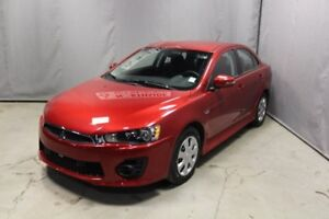 2017 Mitsubishi Lancer ES 2.0 5-SPEED BACK UP CAMERA, HEATED FRO
