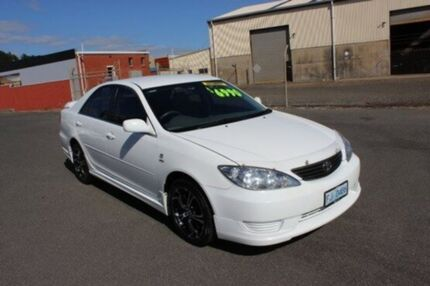 2006 Toyota Camry ACV40R Altise White 5 Speed Automatic Sedan Burnie Area Preview