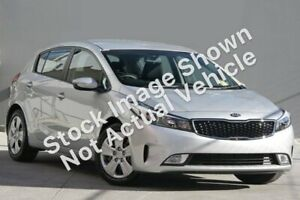 2017 Kia Cerato YD MY17 S Silver 6 Speed Auto Seq Sportshift Hatchback North Hobart Hobart City Preview