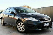 2012 Ford Mondeo MC LX PwrShift TDCi Grey 6 Speed Sports Automatic Dual Clutch Hatchback Craigieburn Hume Area Preview