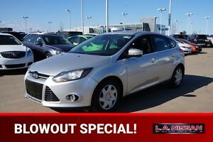 2012 Ford Focus TITANIUM Navigation (GPS),  Leather,  Heated Sea