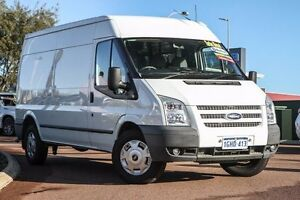 2012 Ford Transit VM 350 High Roof LWB White 6 Speed Manual Van East Rockingham Rockingham Area Preview