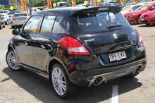 2014 Suzuki Swift FZ MY14 Sport Black 7 Speed Constant Variable Hatchback Chermside Brisbane North East Preview