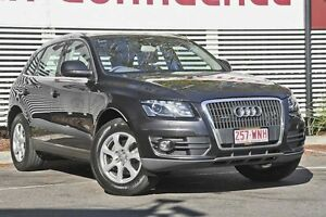 2010 Audi Q5 8R MY11 TFSI S tronic quattro Grey 7 Speed Sports Automatic Dual Clutch Wagon Mount Gravatt Brisbane South East Preview