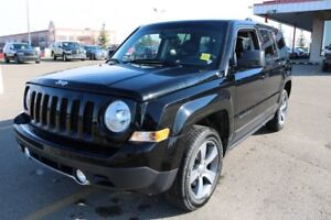 2017 Jeep Patriot 4WD HIGH ALTITUDE Accident Free,  Leather,  He