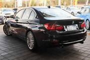2012 BMW 335i F30 MY0812 Black 8 Speed Sports Automatic Sedan Rockingham Rockingham Area Preview