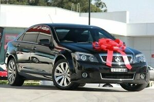 2010 Holden Caprice WM II V Black 6 Speed Sports Automatic Sedan Pennant Hills Hornsby Area Preview