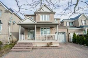 Beautiful Detached 4 Bedroom Home In High Demand Location