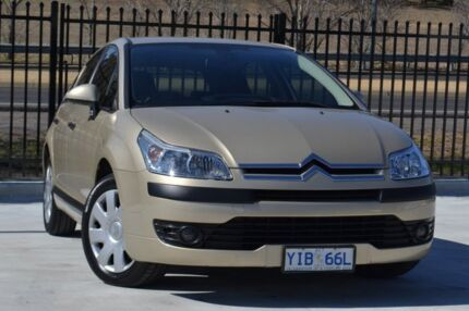 2007 Citroen C4 HDI Beige 5 Speed Manual Hatchback Pearce Woden Valley Preview