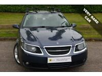 RARE***Saab 9-5 2.3 HOT Aero 260BHP Anniversary 4dr***HUGE SPEC** SAT NAV** FINANCE FROM £ 0 DEPOSIT