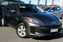 2013 Mazda 3 BL10F2 MY13 Neo Activematic Grey 5 Speed Sports Automatic Hatchback Mill Park Whittlesea Area Preview