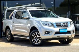 2015 Nissan Navara D23 ST Silver 7 Speed Sports Automatic Utility Parramatta Parramatta Area Preview