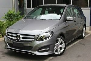 2015 Mercedes-Benz B200 CDI W246 DCT Grey 7 Speed Sports Automatic Dual Clutch Hatchback Hilton West Torrens Area Preview