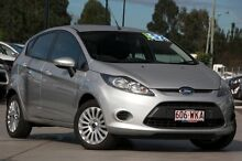 2012 Ford Fiesta WT LX Silver 5 Speed Manual Hatchback Brendale Pine Rivers Area Preview