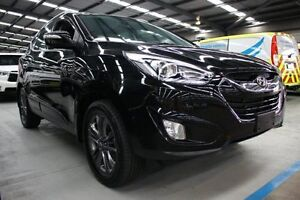 2015 Hyundai ix35 LM3 MY15 Elite AWD Black 6 Speed Sports Automatic Wagon Maryville Newcastle Area Preview