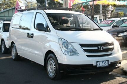 2013 Hyundai iLOAD TQ MY13 White 5 Speed Automatic Van Briar Hill Banyule Area Preview