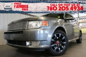 2009 Ford Flex Limited. Text 780-205-4934 for more information!