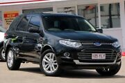 2011 Ford Territory SZ TS Seq Sport Shift Black 6 Speed Sports Automatic Wagon Woolloongabba Brisbane South West Preview