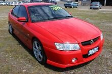 2005 Holden Commodore VZ Executive Red 4 Speed Automatic Sedan Burnie Burnie Area Preview