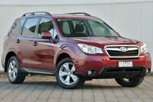 2015 Subaru Forester S4 MY15 2.5i-L CVT AWD Red 6 Speed Constant Variable Wagon
