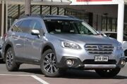 2016 Subaru Outback B6A MY16 2.5i CVT AWD Premium Silver 6 Speed Constant Variable Wagon Christies Beach Morphett Vale Area Preview