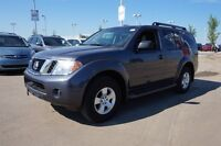 2012 Nissan Pathfinder 4X4 S 7 PASSENGER Only $163 bw