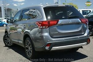 2016 Mitsubishi Outlander ZK MY17 LS 2WD Grey 6 Speed Constant Variable Wagon Wilson Canning Area Preview