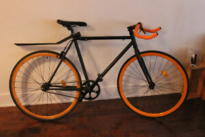 Fixie - Single Speed Critical Cycles