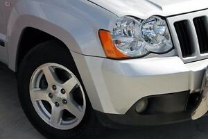2009 Jeep Grand Cherokee Silver Automatic Wagon Nunawading Whitehorse Area Preview