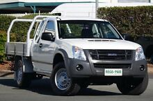 2011 Isuzu D-MAX MY11 SX Space Cab Alpine White 5 Speed Manual Cab Chassis Acacia Ridge Brisbane South West Preview