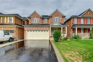 Beautiful Detached Home In The Prestigious Area Of Brampton