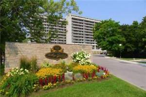 Pickering Village Condo! Large Unit, Beautifully Updated! Featur