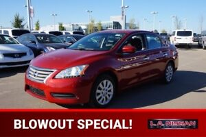 2013 Nissan Sentra S AUTOMATIC Bluetooth,  A/C,
