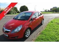 VAUXHALL CORSA 1.2 SXI 16V,2009, Low Mileage,Alloys,Full History,superb Example,Finance Available