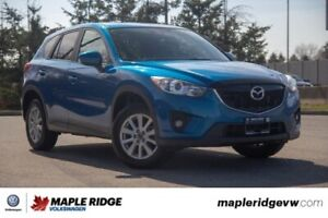 2013 Mazda CX-5 GS 1 OWNER, NO ACCIDENTS, LOCAL!