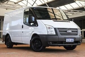 2012 Ford Transit VM 280 Low Roof SWB White 6 Speed Manual Van Willagee Melville Area Preview