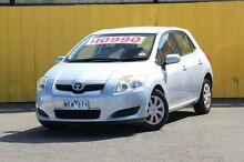 2008 Toyota Corolla ZRE152R Ascent Blue 4 Speed Automatic Hatchback Heatherton Kingston Area Preview