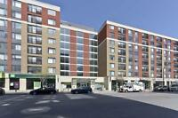 * 2 bdr condo in Downtown with Private garden terrace & Garage *