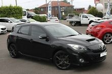 2013 Mazda 3 BL1032 MY13 MPS Grey 6 Speed Manual Hatchback Wolli Creek Rockdale Area Preview