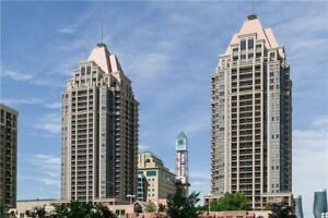 Ultra Luxury In The Heart Of The City! Immaculate 1+1 Condo