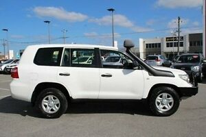 2012 Toyota Landcruiser White Sports Automatic Wagon Welshpool Canning Area Preview
