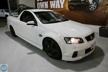 2012 Holden Commodore VE II MY12.5 SS Z-Series White 6 Speed Manual Utility Hillman Rockingham Area Preview