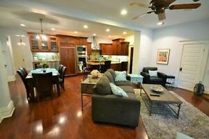 FULLY FURNISHED - SHORT TERM ALL INCLUSIVE - DOWNTOWN SUITES London Ontario image 4