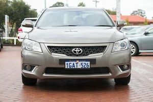 2011 Toyota Aurion GSV40R MY10 Touring Brown 6 Speed Sports Automatic Sedan Myaree Melville Area Preview