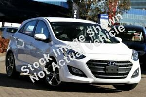 2015 Hyundai i30 GD3 Series II MY16 Active X White 6 Speed Sports Automatic Hatchback Reynella Morphett Vale Area Preview