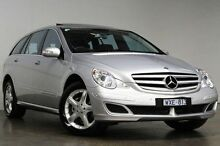 2007 Mercedes-Benz R320 CDI V251 MY2006 L Silver 7 Speed Sports Automatic Wagon South Melbourne Port Phillip Preview