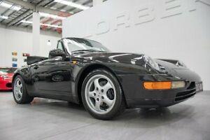 1994 Porsche 911 Carrera 4 Speed Tiptronic Cabriolet