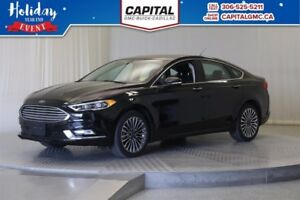 2017 Ford Fusion SE AWD *Navigation-Leather-Sunroof*